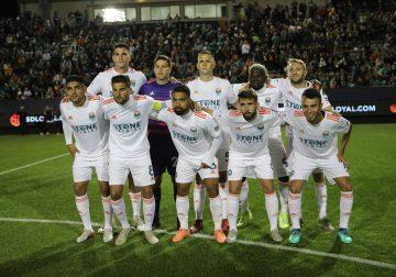 San Diego Loyal realiza su debut en la USL con un empate (1-1) ante Las Vegas Lights FC