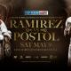 Acción de Súperligeros: Ramírez vs. Postol & Pedraza vs. Molina el 9 de mayo