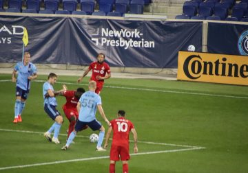 NYCFC 0-1 Toronto FC