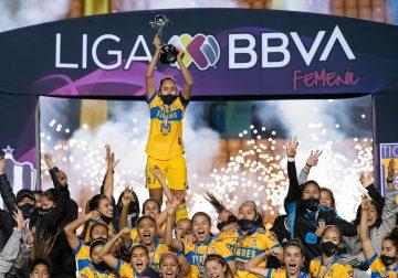 Tigres campeonas de la Liga MX Femenil 2020