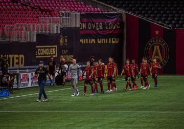 Atlanta United defeats Club America 1-0, falls short on aggregate