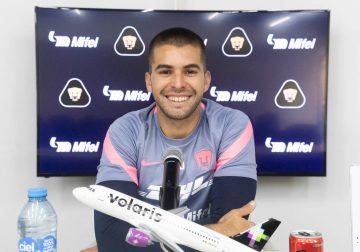 No tengo ninguna duda de que le daremos alegrías a la afición: Julio González